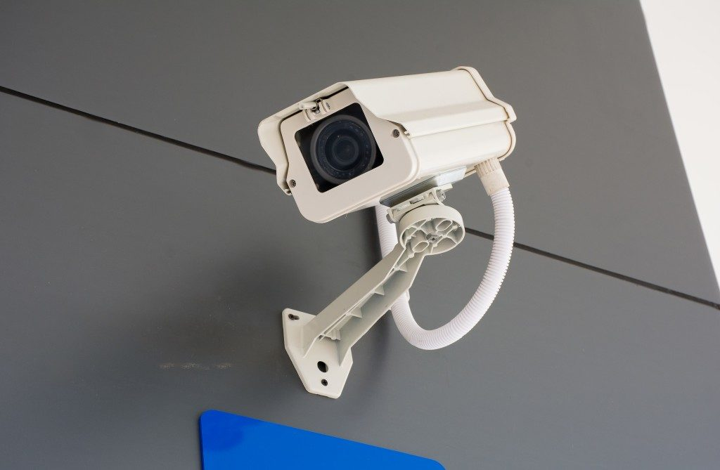 low-light CCTV