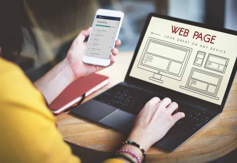 uploading images on a website