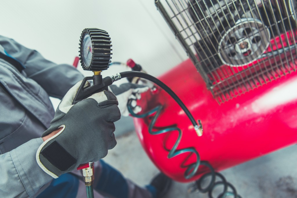Tips for the Repair and Maintenance of Air Compressors