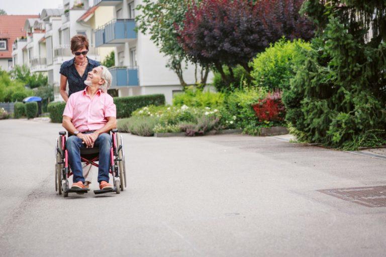 elders bonding with their grandson