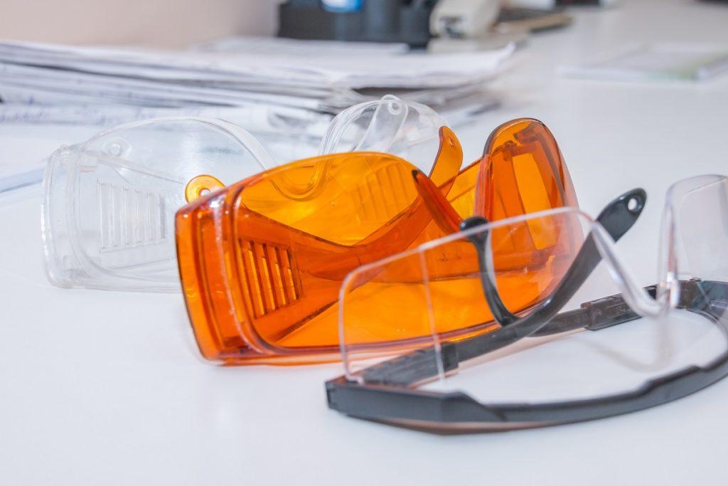 eyewear protective gear