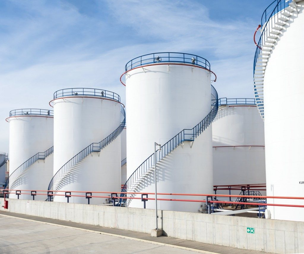 industrial tanks