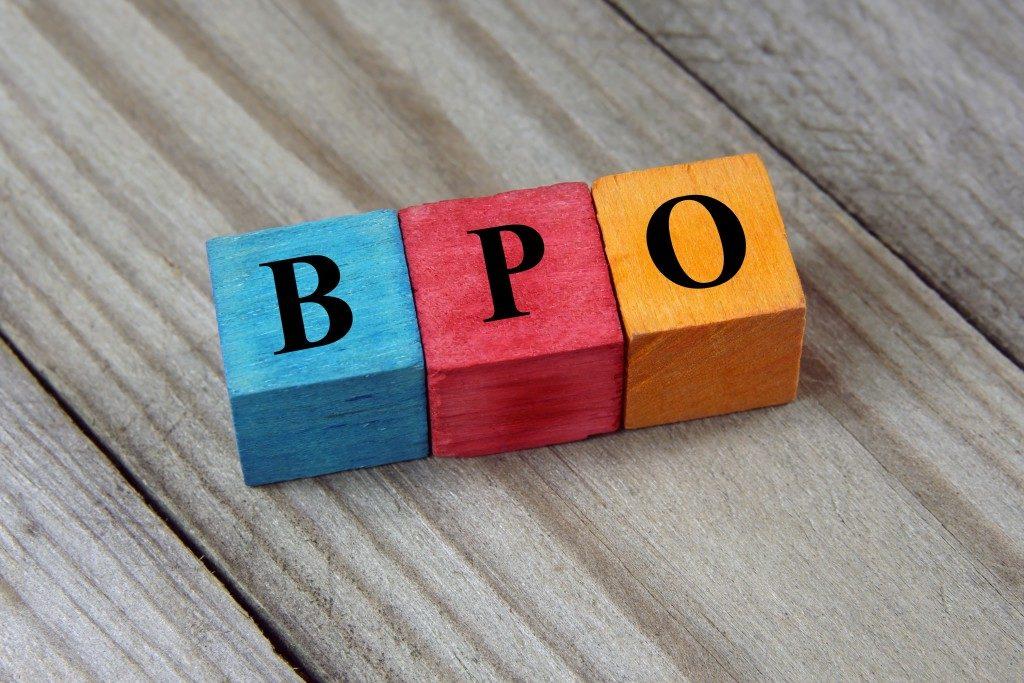 BPO Wooden blocks