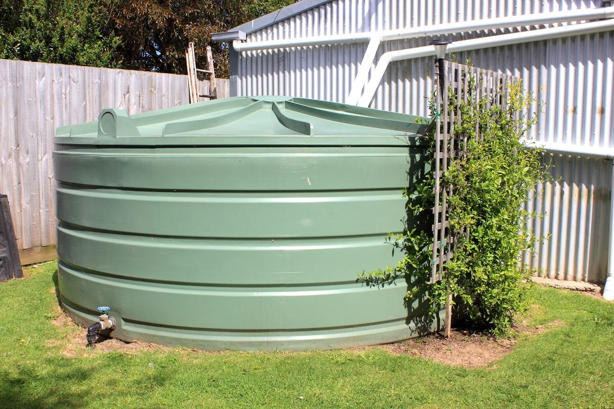 outdoor water supply