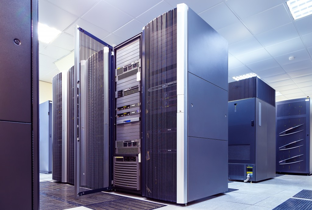 physical data center
